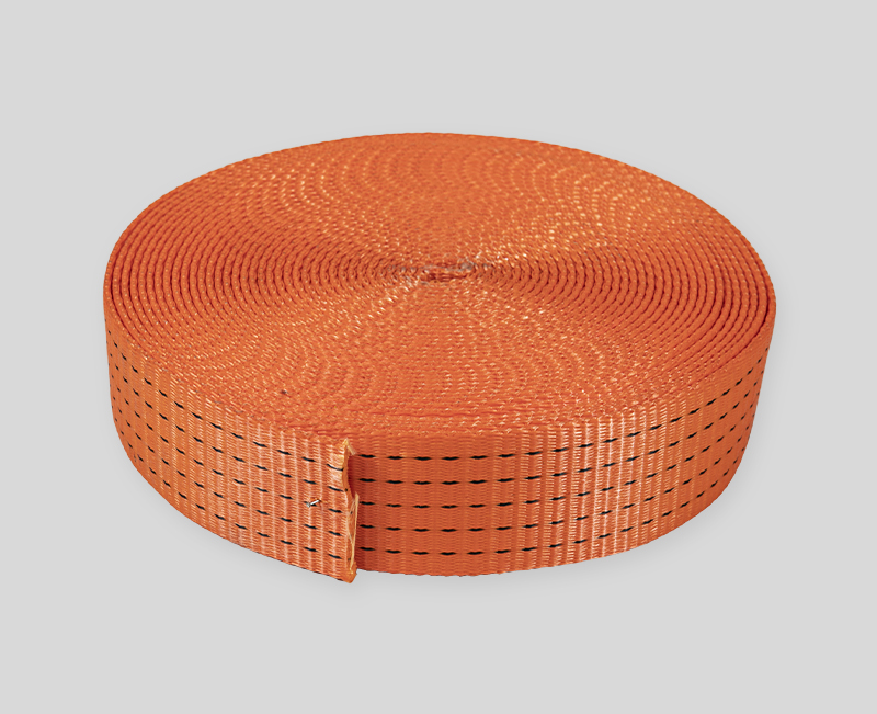 webbing design - Bright orange
