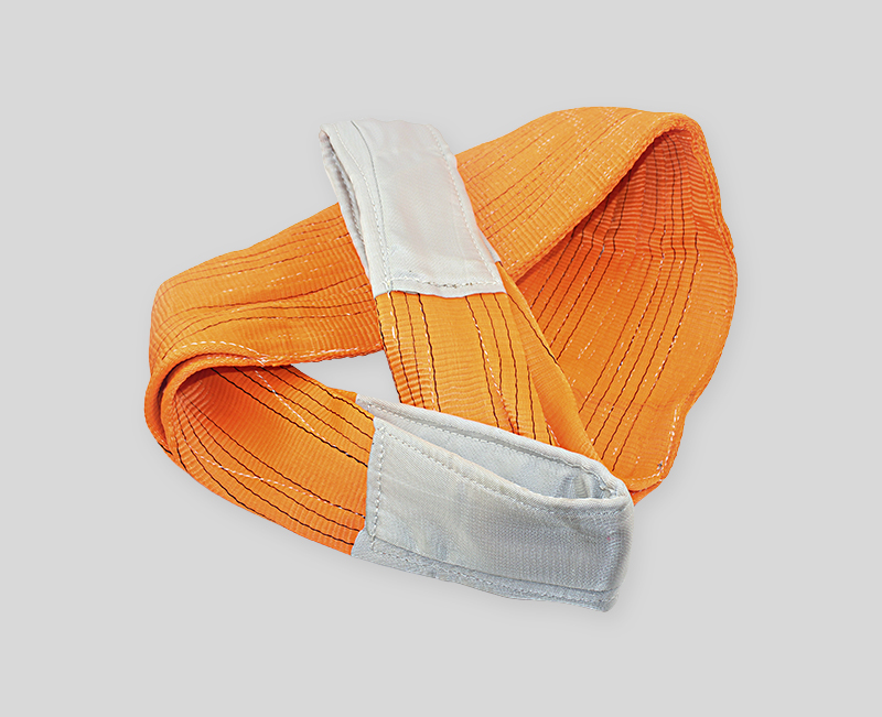 webbing sling - Bright orange