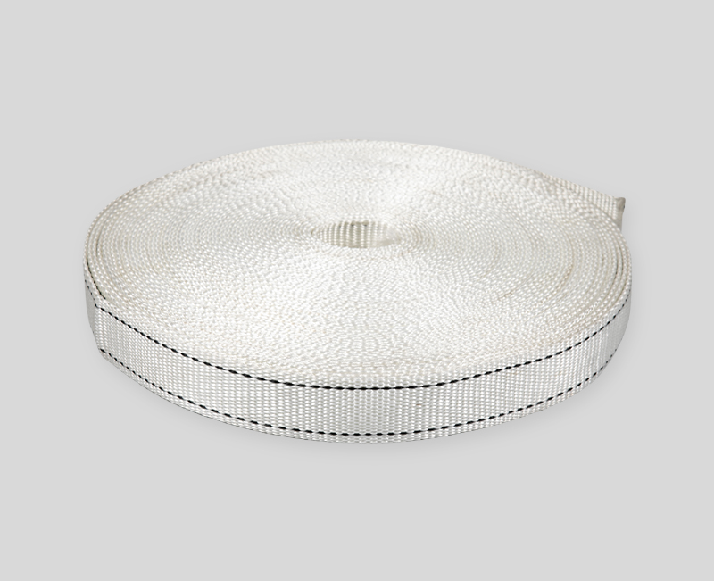webbing design - Bright white