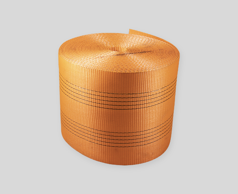 webbing design - Fluorescent orange