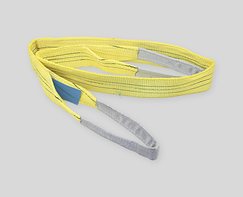 webbing sling - Bright yellow